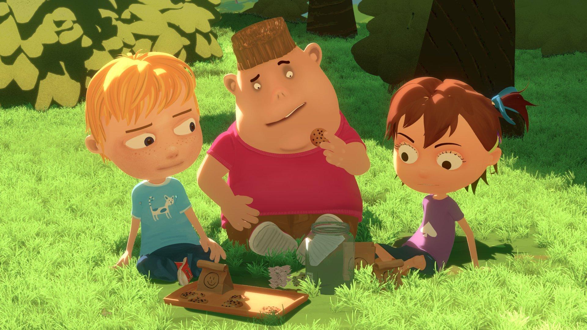 Mała Kika - filmowe spotkania dla dzieci w kwietniu