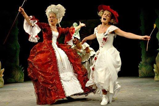 Teatr Guliwer: Czerwony Kapturek