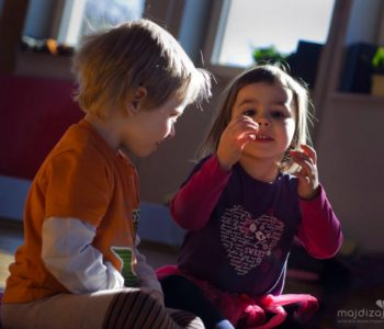 Rodzinne weekendy – warsztaty twórcze dla rodziców z dziećmi w każdą sobotę w LaLoba Centrum Kobiet