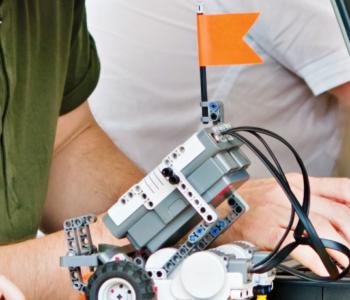 Programowanie i robotyka na Dzień Dziadka