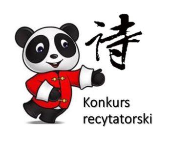 logo konkurs recytatorski