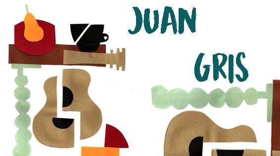 Mistrzowie w Cervantesie: Juan Gris