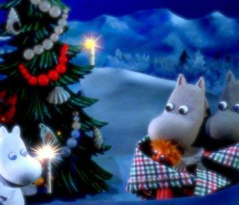 Filmowe spotkania dla dzieci w kinach KRKino - Przytul mnie i Magiczna zima Muminków
