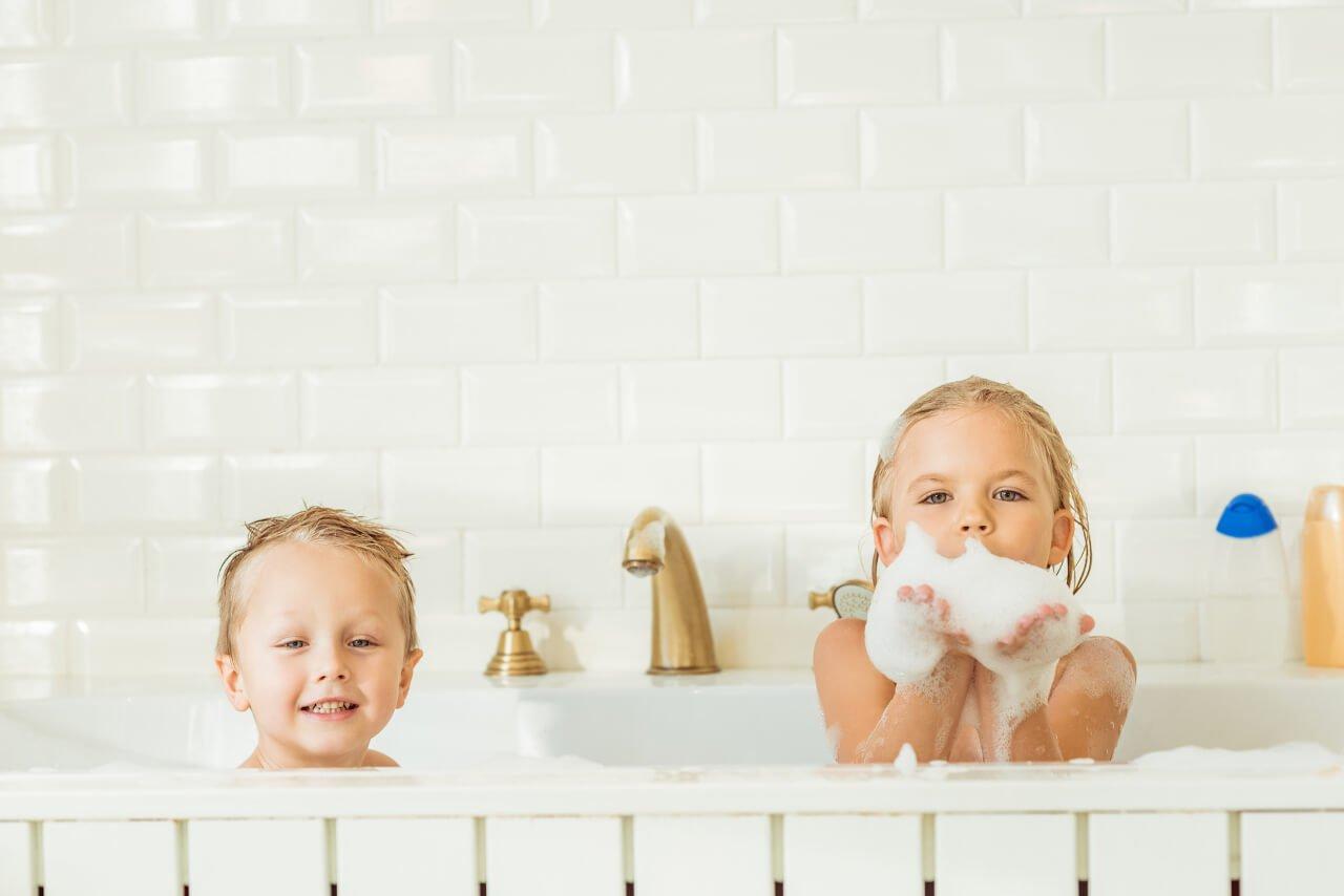 naturalna pielęgnacja skóry dziecka