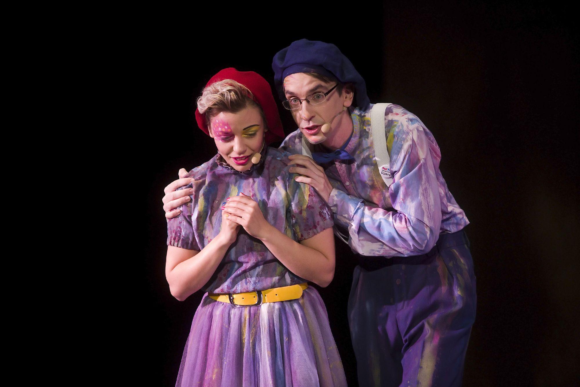Opera Bałtycka - zajęcia dla dzieci