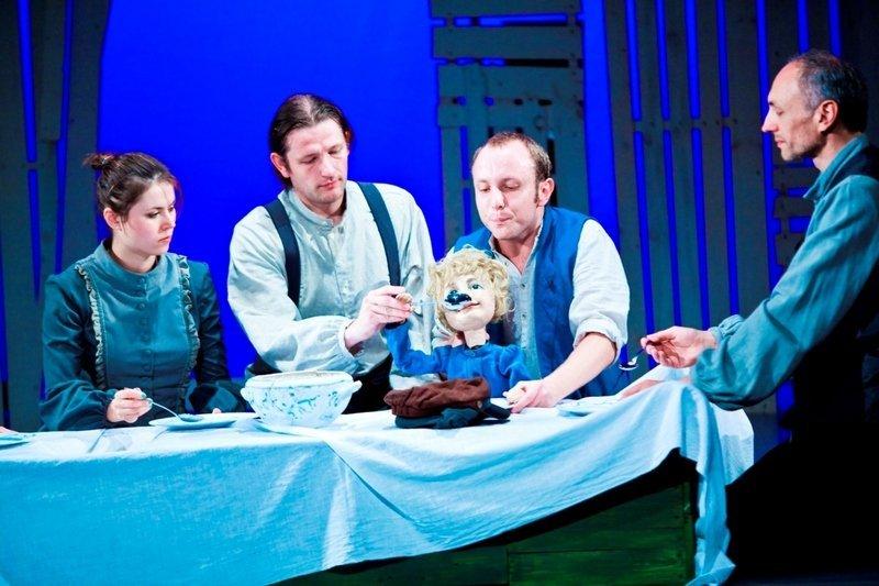 Emil z Lönnebergi - spektakl w Teatrze Baj