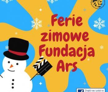 Ferie Zimowe w Fundacji Ars