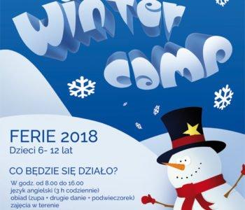 Winter Camp w Lokomotywie