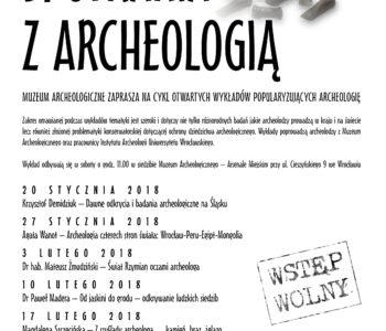 Spotkania z Archeologią w Muzeum Archeologicznym we Wrocławiu