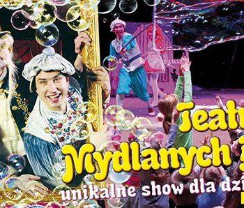 Teatr Baniek Mydlanych zaprasza: Dziwactwa Mistrza Bulbulasa