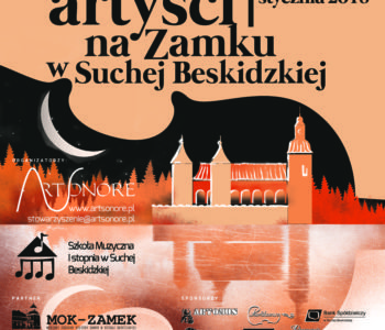 Ogólnopolski Konkurs Młodzi Artyści Na Zamku w Suchej Beskidzkiej