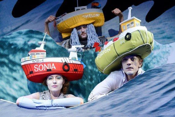 Tramwaje - spektakl w Teatrze Miniatura
