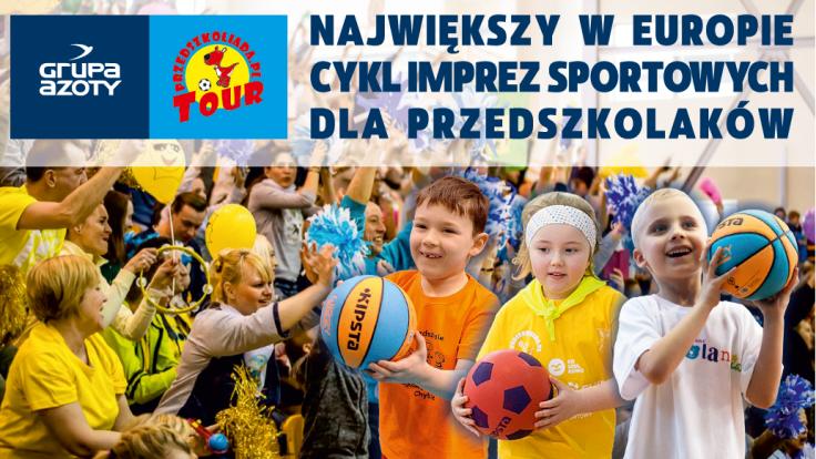 Przedszkoliada Tour Kraków