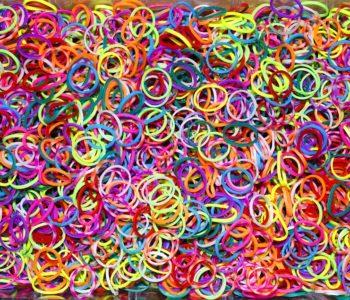Warsztaty dla dzieci. Kolorowe gumki Loom Bands