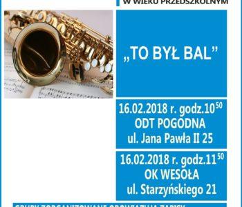 Koncertu Filharmonii Narodowej: To był bal