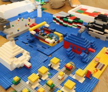 Ferie w DK Zacisze: Stolice Europy z Lego