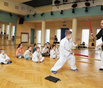 Ferie w DK Zacisze: Sztuki i sporty walki