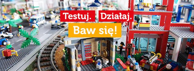 Centrum Nauki i Zabawy KLOCKOLAND z robotami LEGO