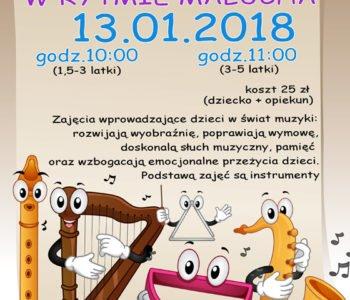W Rytmie Malucha w Piaskownicy Kulturalnej, Sosnowiec