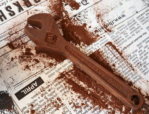 Stwórz narzędzie z czekolady