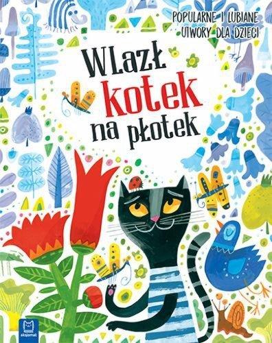 Wlazł kotek na płotek recenzja książki dla dzieci