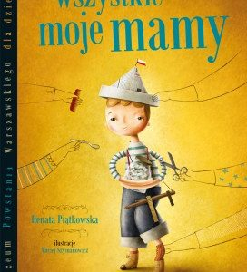 Wszystkie moje mamy recenzja książki dla dzieci