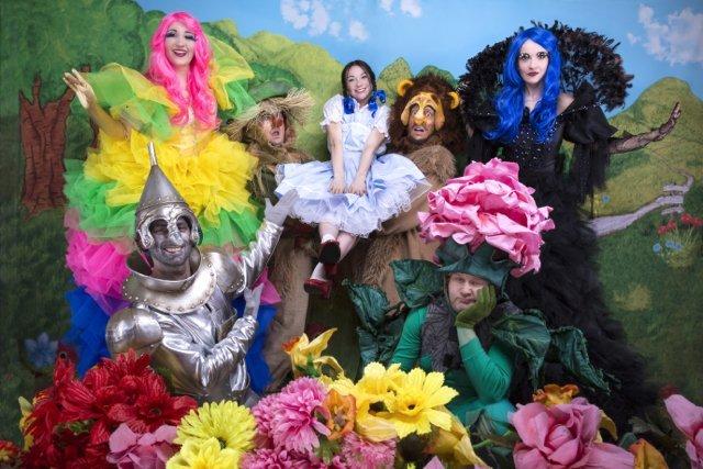Dorotka w krainie Oz