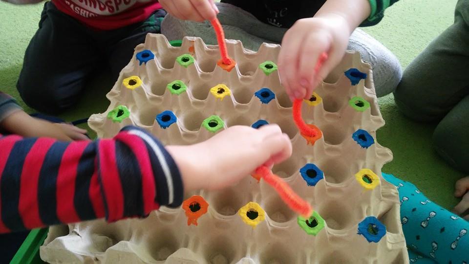 Rytmika i zabawy fundamentalne dla Dzieci w wieku ok. 1,5-2,5 lat