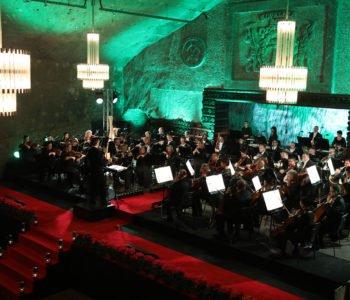 Koncerty Noworoczne w wykonaniu Opery Krakowskiej w Kopalni Soli Wieliczka