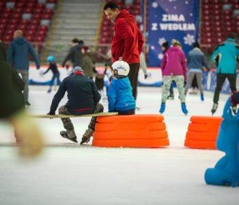Rusz się w ferie Warszawo - darmowe łyżwy i zajęcia dla dzieci