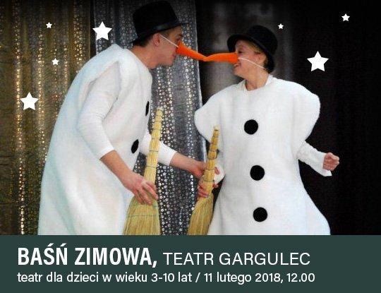 baśń zimowa Teatr Gargulec