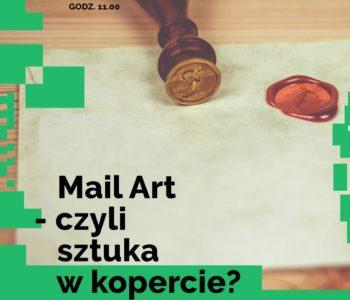 Mail Art – czyli sztuka w kopercie?