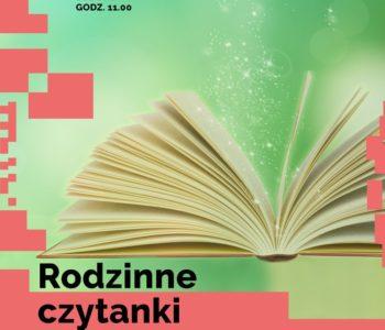 Rodzinne czytanki w Domu Kultury Kadr