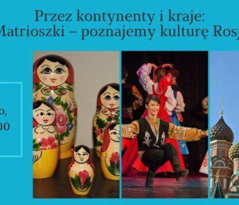 Matrioszki – poznajemy kulturę Rosji