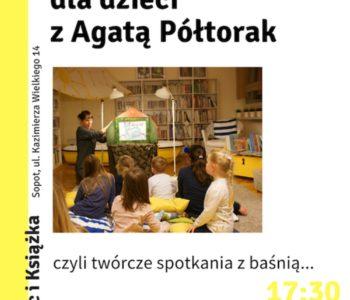 Warsztaty gawędziarskie dla dzieci