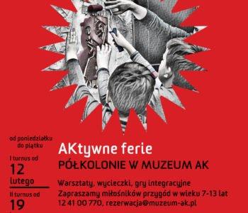 Półkolonie w Muzeum AK