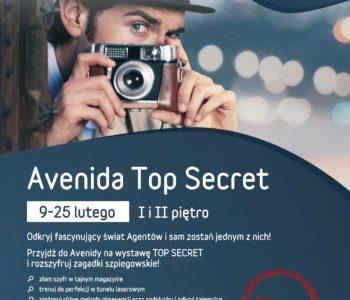 Tajne przez poufne, czyli interaktywna wystawa Top Secret