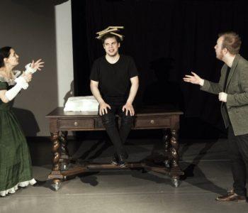 Teatr Gdynia Główna: Bajka o księciu Pipo i jego czerwonym koniku