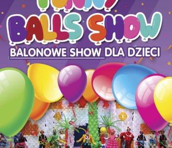 Interaktywne widowisko balonowe dla całej rodziny - Funny Balls Show