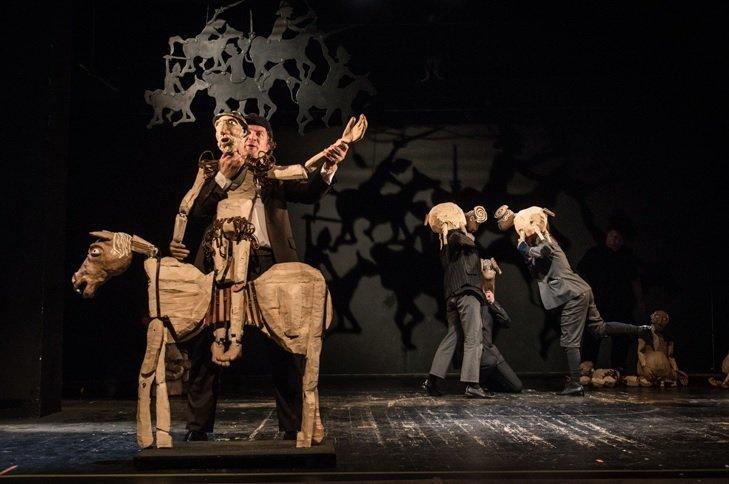 Don Kichot i warsztaty lalkarskie