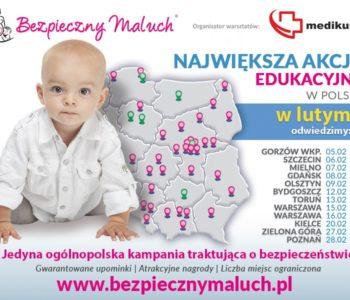 Bezpieczny Maluch, bezpłatne warsztaty dla rodziców