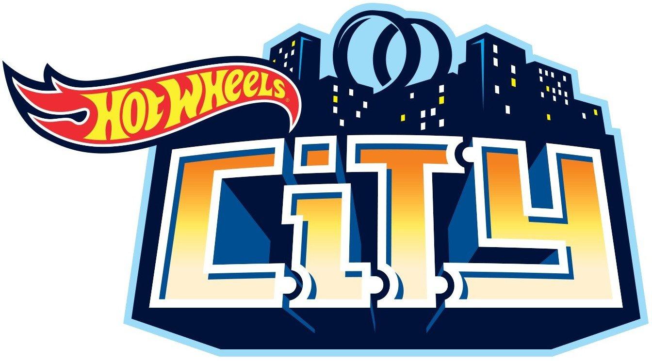 Hot Wheels City logo konkurs dla dzieci