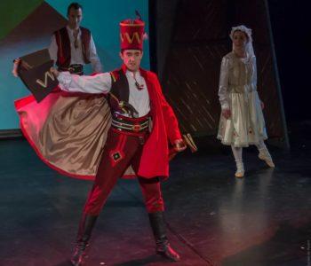 Życie dla tańca -Wieczór pamięci prof. Janiny Strzembosz