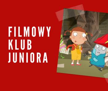 Papierowe światy – Filmowy Klub Juniora zaprasza najmłodszych