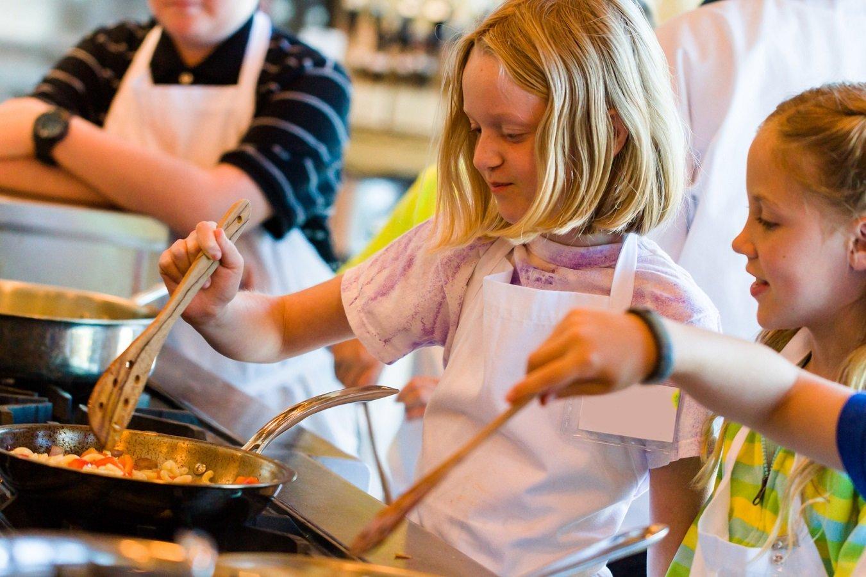 Półkolonie kulinarne w Akademii Młodego Kucharza