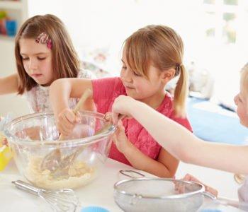 Tartaletki - deser w pięknym wydaniu. Warsztaty kulinarne dla dzieci