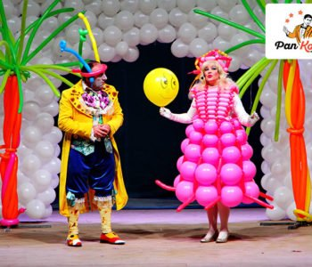 Funny Balls Show - Interaktywne widowisko balonowe dla całej rodziny