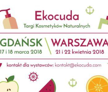 Ekocuda po raz pierwszy w Gdańsku 17-18 marca