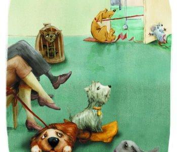 przygody psa Syfona bajka do czytania dzieciom