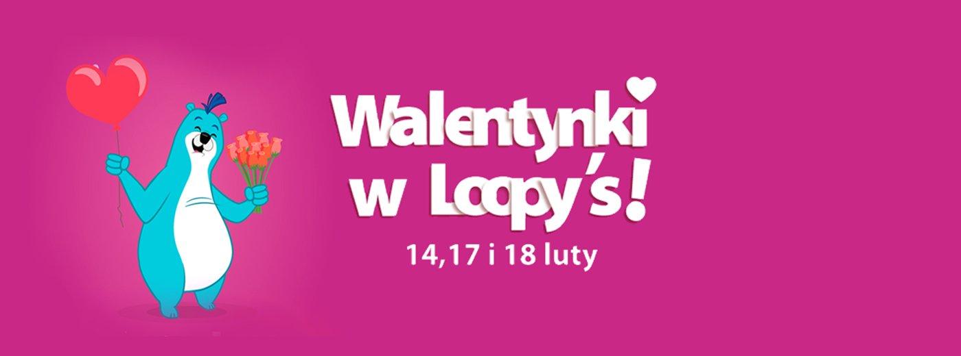 Walentynki dla dzieci w Loopy's World